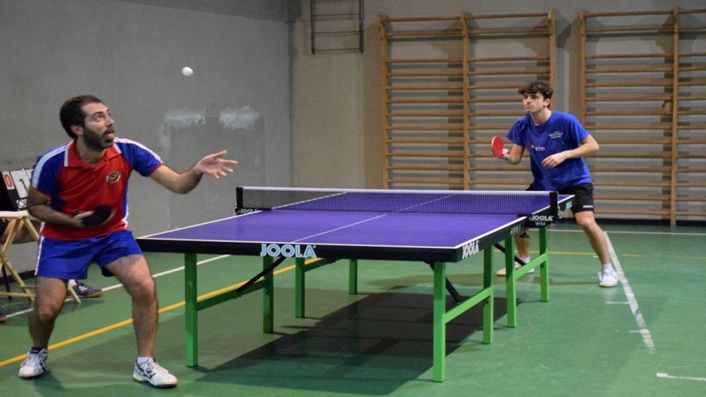 Nuova proposta sportiva del tennistavolo (ping-pong)